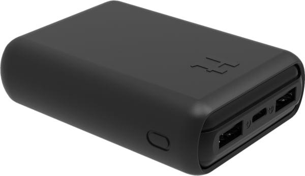 Портативное зарядное устройство Harkila Powerbank. Черный