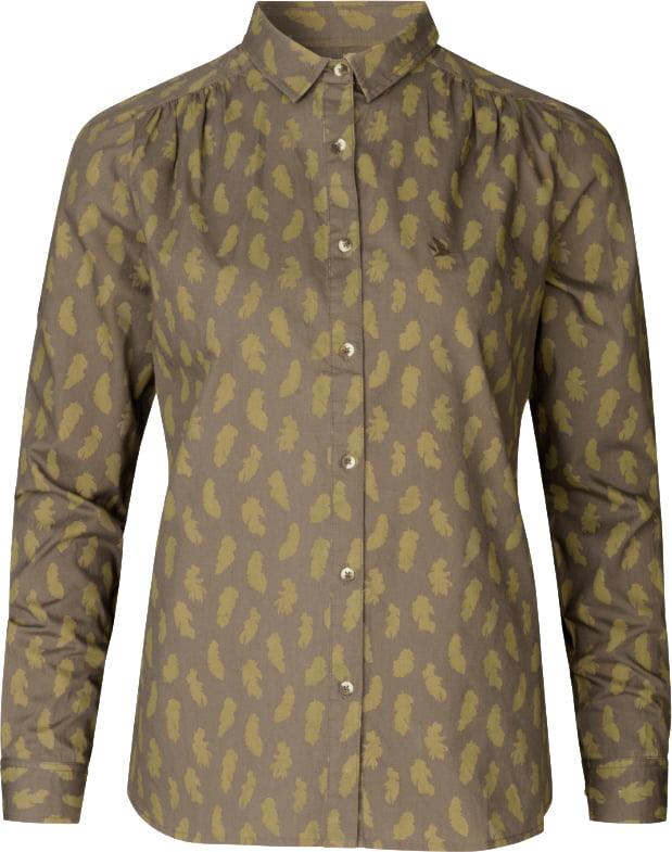 Блуза Seeland Skeet lady. Размер – XL. Цвет – оливковый