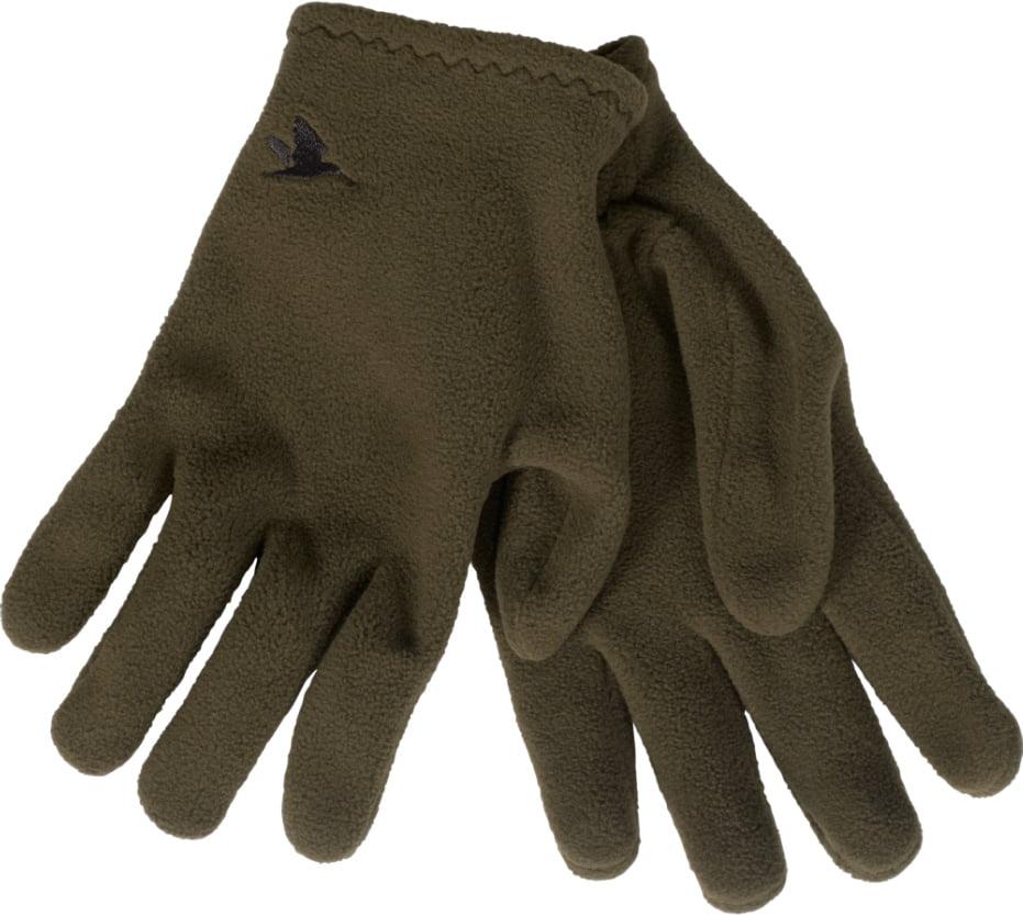 Перчатки Seeland Hawker fleece. Размер – XL. Цвет – зеленый