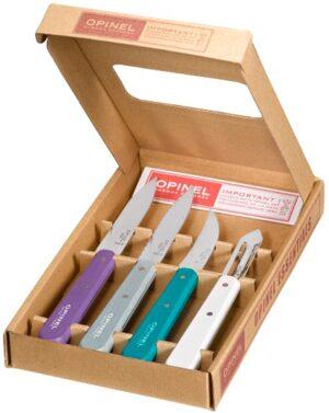 Набор ножей Opinel Les Essentiels Art Deco