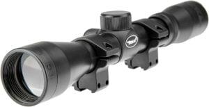 """Прицел BSA-Optics Sport 4х32 WR, сетка – Duplex, крепления под планку """"ласточкин хвост"""" (11мм)"""