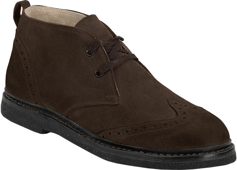 Ботинки Monte Sport Clark King. Размер – 46 ц: коричневый
