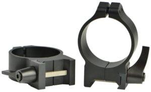 Кольцa быстросъемные Warne Maxima Quick Detach Ring. d – 34 мм. Medium. Weaver/Picatinny