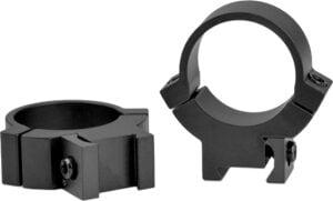 Кольца Warne Rimfire. d – 25.4 мм. Medium. 11 мм