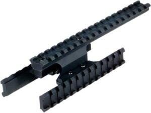 База крепления Leapers UTG MNT-MNTR01 для карабина Мосина. L 203 мм. Weaver/Picatinny