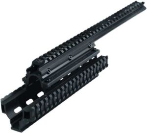 Цевье Leapers UTG MNT-HGSG12 для Сайги-12. L 381 мм