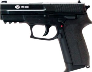 Пистолет пневматический SAS (Sig Sauer Pro 2022). Корпус – пластик, 4,5 мм, 120 м/с