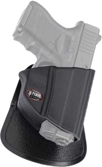 Кобура Fobus для Glock-26 с поясным фиксатором