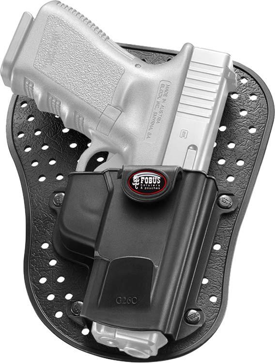 Кобура Fobus для Форт 17, Glock-19,26 внутрибрючная