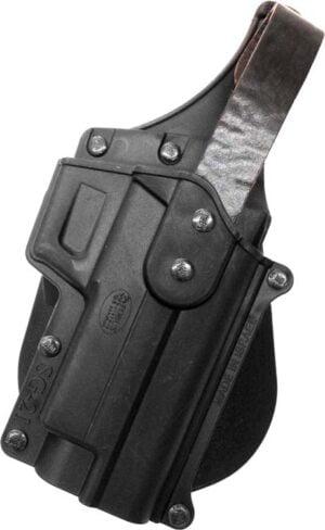 Кобура Fobus для пистолетов Sig Sauer 220/226/228/245/225 с поясным фиксатором и застежкой