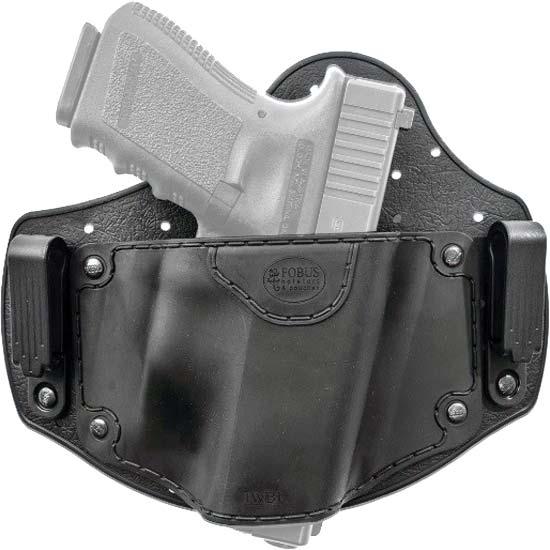 Кобура Fobus универсальная, для скрытого ношения на поясе, для больших пистолетов
