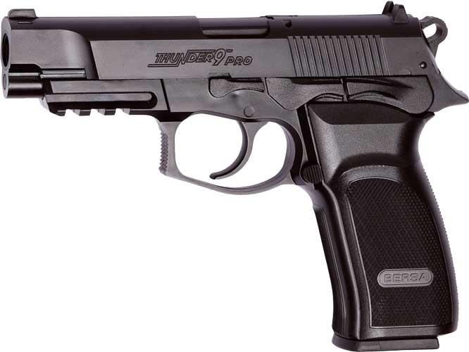 Пистолет пневматический ASG Bersa Thunder 9 Pro кал. – 4.5 мм