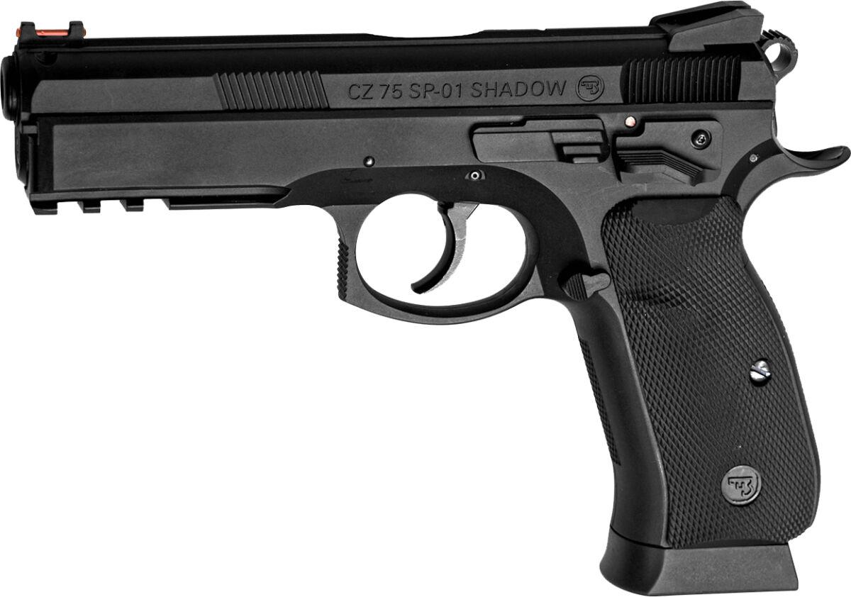 Пистолет пневматический ASG CZ SP-01 Shadow кал. – 4.5 мм