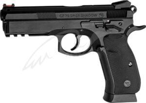 Пистолет пневматический ASG CZ SP-01 Shadow Blowback кал. – 4.5 мм