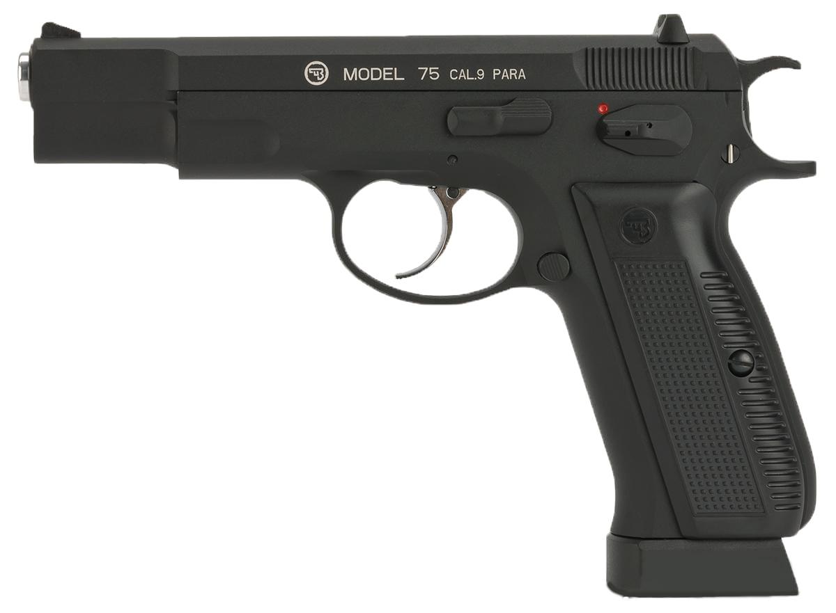 Пистолет пневматический ASG CZ 75 Blowback кал. – 4.5 мм