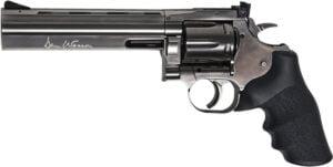 Револьвер пневматический ASG Dan Wesson 715 Pellet 6″ кал. – 4.5 мм