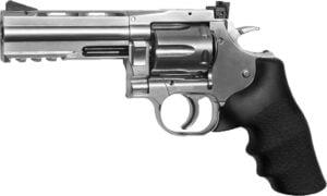 Револьвер пневматический ASG Dan Wesson 715 Pellet 4″ кал. – 4.5 мм