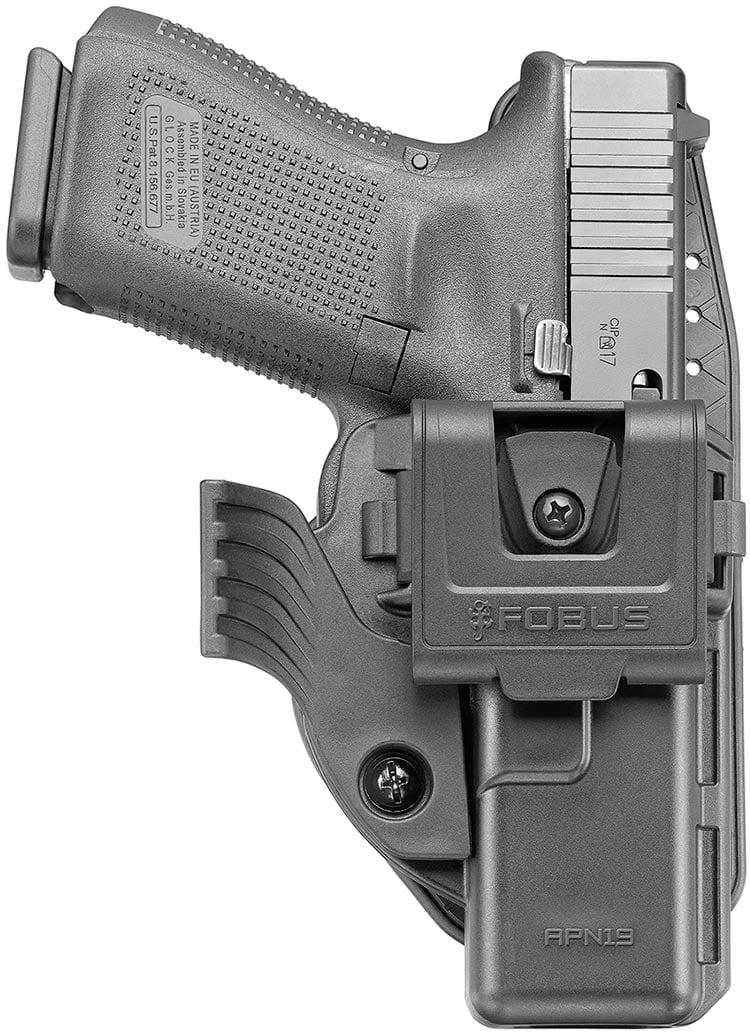 Кобура Fobus для Glock 19, 23, 32 с креплением на ремень, внутрибрючная