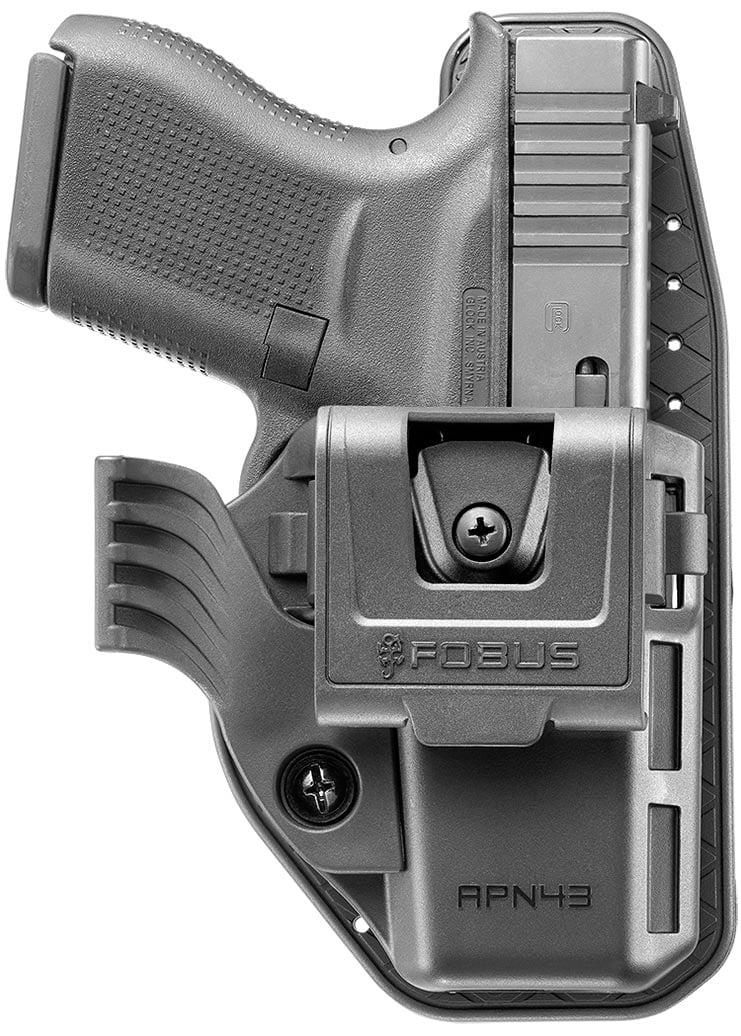 Кобура Fobus для Glock 43 с креплением на ремень, внутрибрючная