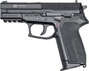 Пистолет пневматический SAS Pro 2022 Metal кал. 4.5 мм