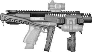 Обвес тактический FAB Defense K.P.O.S. Gen2 для Glock 17/19, приклад складной, алюминий