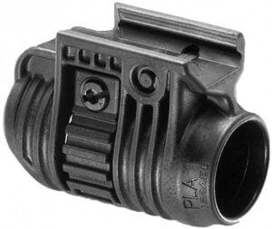 Крепление FAB Defense PLA для фонаря. d – 19 мм (3/4″)