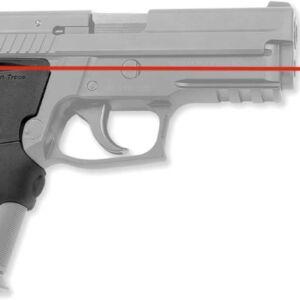 Лазерный целеуказатель Crimson Trace LG-429 на рукоять для SIG SAUER P229. Цвет – Красный