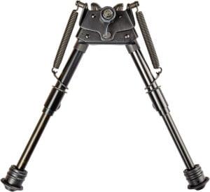 Сошки XD Precision EZ Pivot 6-9'' (шарнирная база). Высота – 15.3-24 см