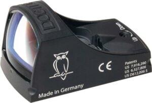 Прицел коллиматорный Docter Sight C Flat Grafit Black, точка – 3,5 MOA