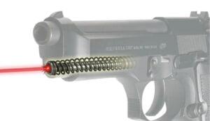 Целеуказатель LaserMax для Beretta92/92, Taurus PT92/99, 100/101, красный