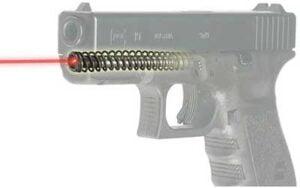 Целеуказатель LaserMax для Glock19 GEN4, красный