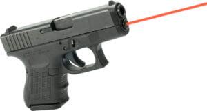 Целеуказатель LaserMax для Glock 26/27 GEN4 красный