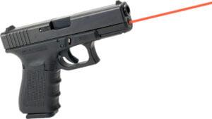 Целеуказатель LaserMax для Glock23 GEN4 красный