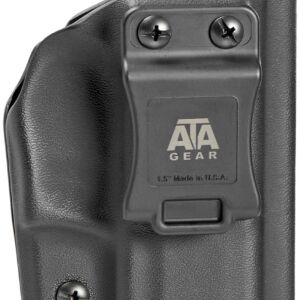 Кобура ATA Gear Fantom Ver. 3 RH для Форт 17. Цвет – черный