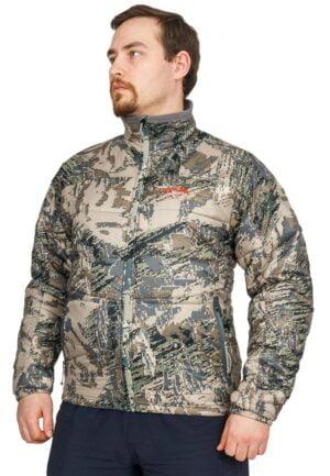Куртка Sitka Gear Kelvin. Размер – 2XL. Цвет: optifade open country