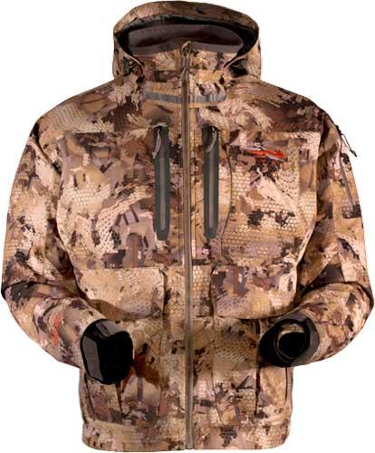 Куртка Sitka Gear Hudson Insulated. Размер – 3XL. Цвет: optifade waterfowl