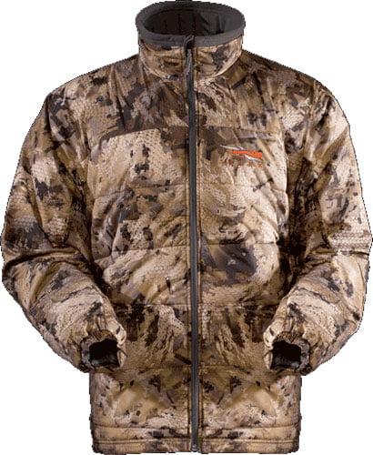 Куртка Sitka Gear Kelvin. Размер – 3XL. Цвет: optifade waterfowl
