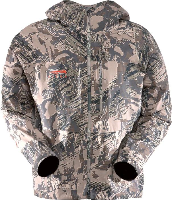 Куртка Sitka Gear Dewpoint. Размер – M. Цвет: optifade open country