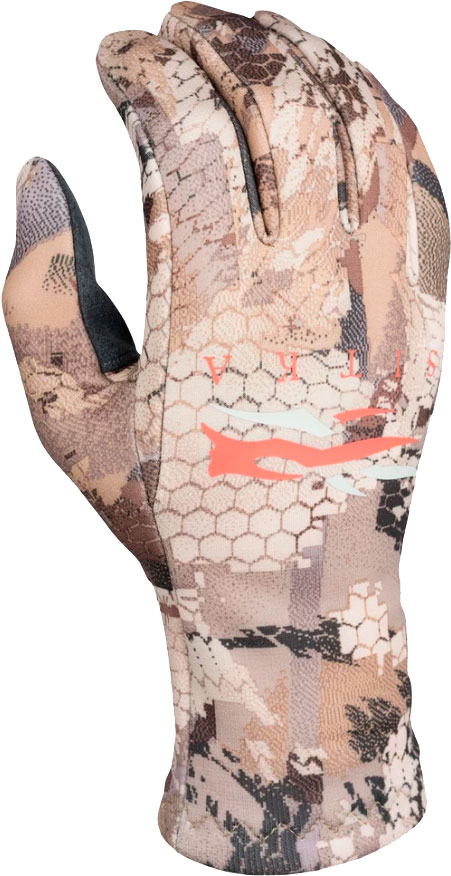 Перчатки женские Sitka Gear Gradient. Размер – М. Цвет: waterfowl marsh