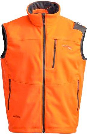 Жилет Sitka Gear Stratus. Размер – M. Цвет – orange