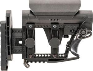 Приклад LUTH-AR MBA-3 Carbine Цвет: Черный