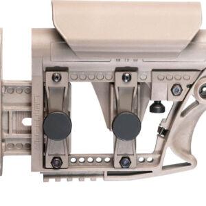 Приклад LUTH-AR MBA-3 Carbine Цвет: Песочный