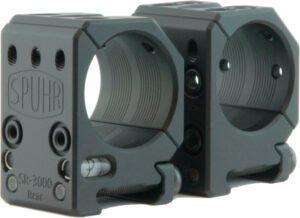 Кольца Spuhr SR-3000. d – 30 мм. Medium. Picatinny