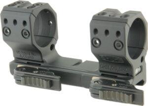 Быстросъемное крепление-моноблок Spuhr QDP-4602. d – 34 мм. High. 6 MIL/20.6 MOA. Picatinny
