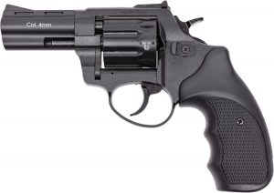 Револьвер флобера STALKER S 3″. Материал рукояти – пластик