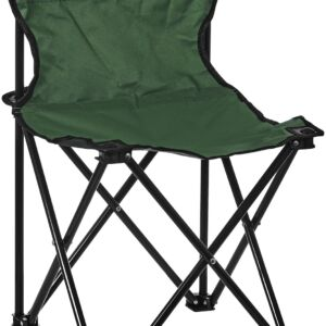 Стул раскладной SKIF Outdoor Standard. Цвет – green