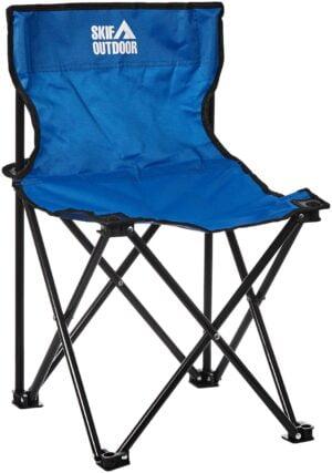 Стул раскладной SKIF Outdoor Standard. Цвет – blue