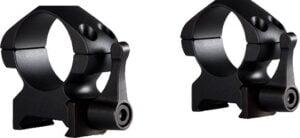 Кольца быстросъемные Hawke Precision Steel. d – 25.4 мм. Medium. Weaver/Picatinny