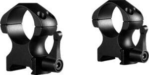 Кольца быстросъемные Hawke Precision Steel. d – 25.4 мм. High. Weaver/Picatinny