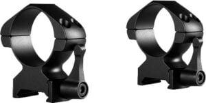 Кольца быстросъемные Hawke Precision Steel. d – 30 мм. High. Weaver/Picatinny